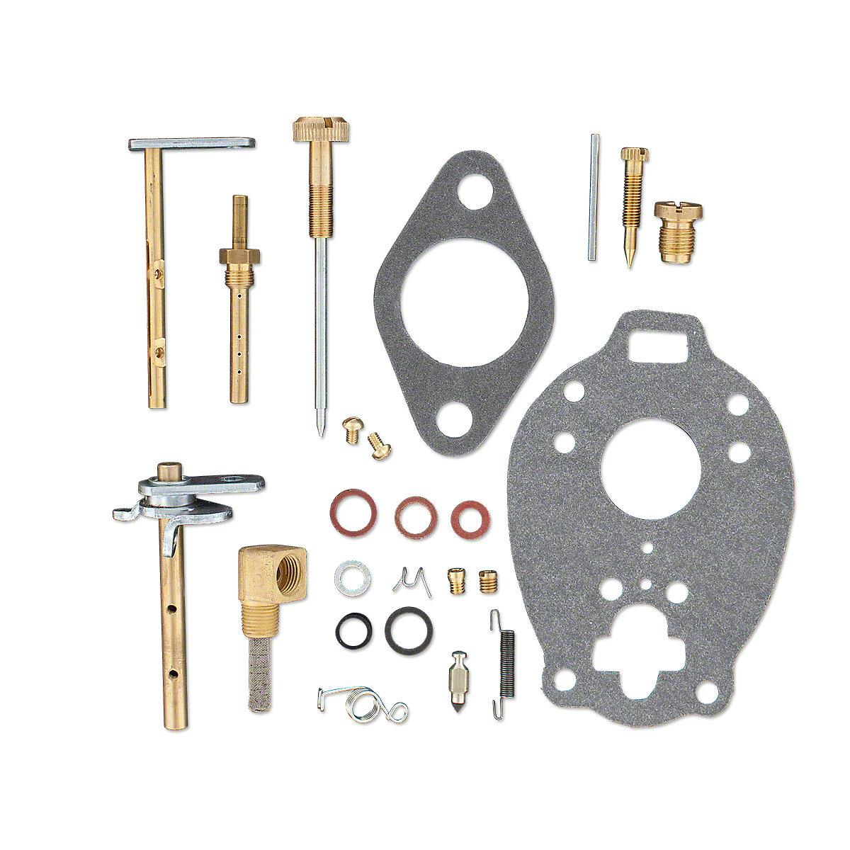 Marvel Schebler Complete Carburetor Kit For Massey Ferguson: TO30.