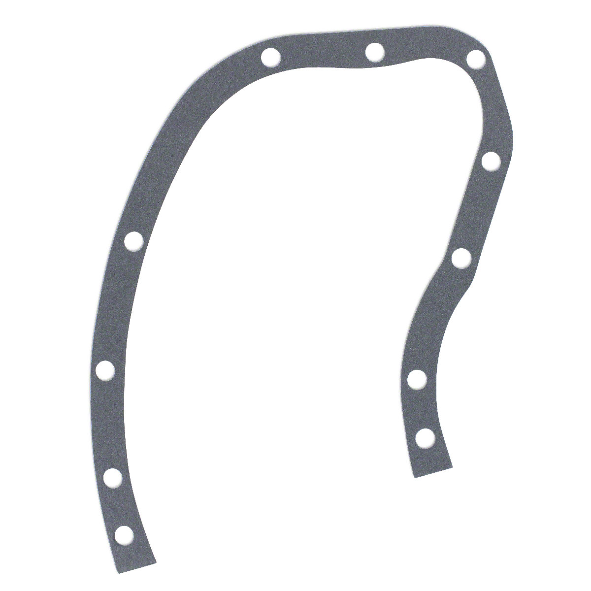 Timing Gear Cover Gasket For Massey Ferguson: 20C, 30B, 202, 204, 2135, 35, 50, 135, 150, 230, 235, 245, 40, 50, Massey Harris: 50.