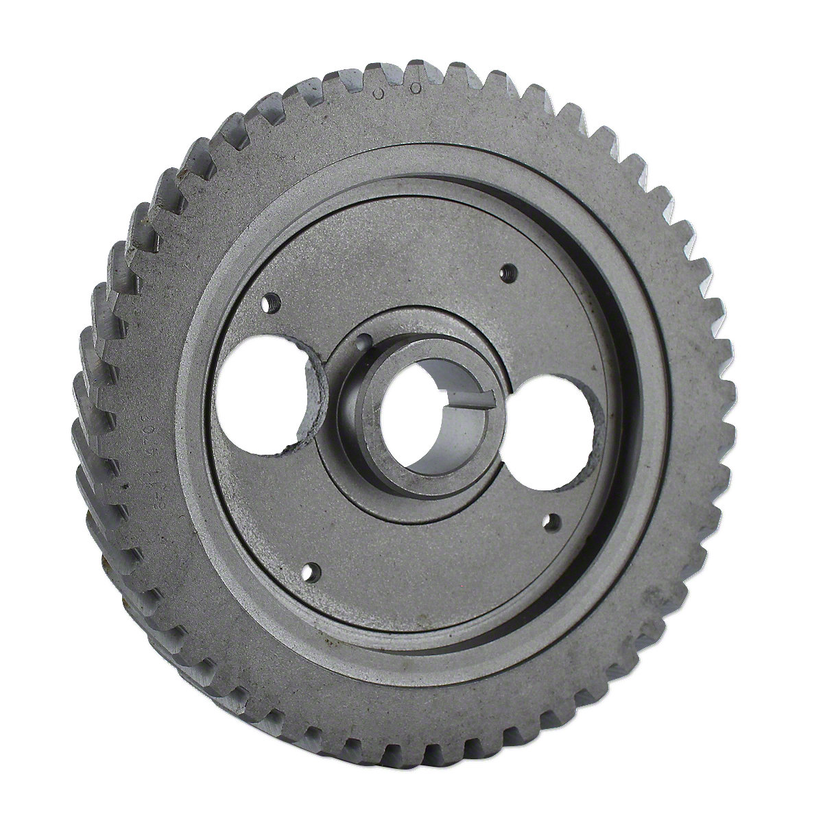 Standard Camshaft Gear For Massey Ferguson: 35, 50, 135, 150, 40, TE20, TO20, TO35, 202, 204, 2135, 20C, 30B, 4500, 230, 235, 245, Massey Harris: 50.