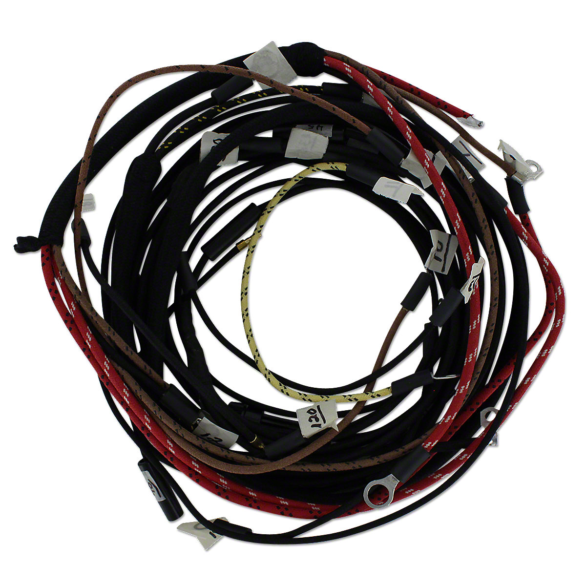 mfs2272 wiring harness for massey ferguson to30. Black Bedroom Furniture Sets. Home Design Ideas