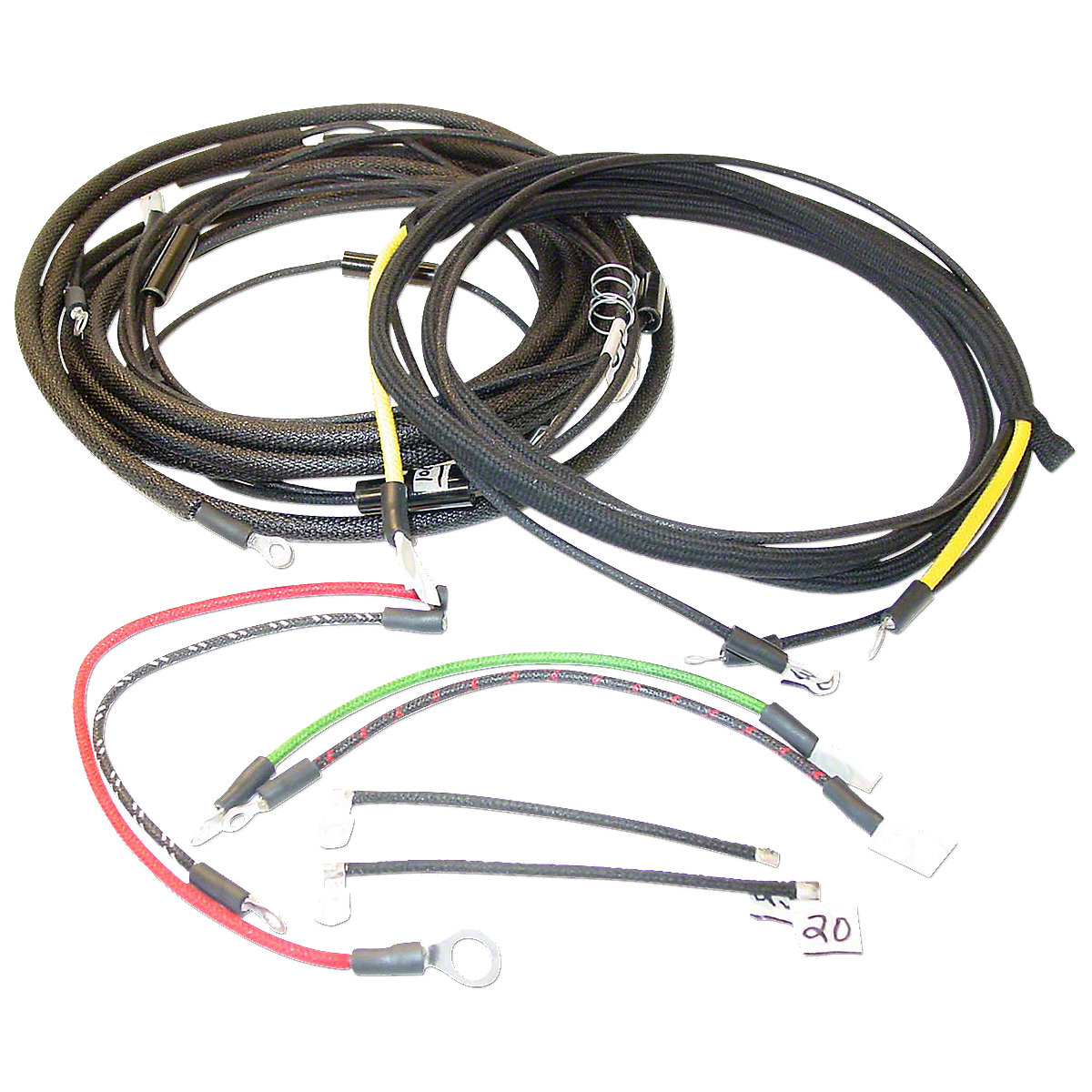 Wiring Harness For Massey Harris: 44 Rowcrop.