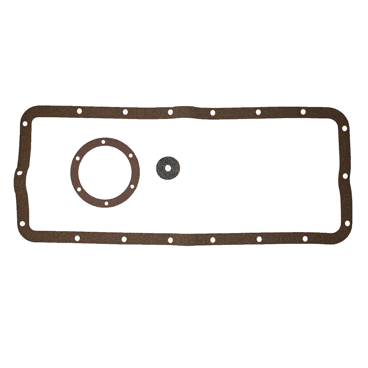 Oil Pan Gasket For Massey Harris: 44, 44 Special, 444, 404 Workbull.