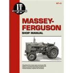 96 pages. Includes wiring diagrams for all models. Part Reference Numbers: MF-43 Fits Models: 255; 265; 270; 275; 290
