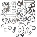 Complete Engine Gasket Set For Massey Harris: Mustang, 101jr, 102jr, 20, 20 Colt, 22, 30, 81, 82. Replaces PN#: 35499a