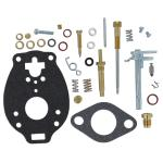 Marvel Schebler Basic Carburetor Kit For Massey Ferguson: 35, 40, 50, 135, 150, TO35, Massey Harris: 50. Fits Marvel Schebler Carburetor PN#: TSX605, TSX683, TSX882. Massey Carburetor#: 181532M91, 183576M91, 194065M92.