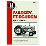 I&T Shop And Service Manual For Massey Ferguson: 1150, 1080, 1085, 1100, 1105, 1130, 1135, 1155, 65, 85, 88, Super 90, Super 90WR.  **Includes electrical wiring diagrams for Massey Ferguson: 1080, 1085, 1100, 1105, 1130, 1135, 1150, 1155. Does not include electrical wiring diagram for 65, 85, 88, Super 90, Super 90 WR.**