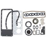 Complete Engine Gasket Set For Massey Ferguson: 135, 150, 202, 204, 20C, 230, 235, 245, 2135, 2200, 2500, 30B, 4500, Massey Harris: 50. For Tractors Equipped With The Continental Gas Engines: Z134 or Z145. Replaces PN#: 835540m91, 830689m91.