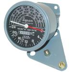 Tachometer With Mounting Brackets For Massey Ferguson: TO20, TO30. Equipped With a Generator. Replaces PN#: 1751312M1, Tach: 1751314M91, Brackets: 1751311M1.