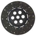 "10 Spline 11"" Clutch Disc For Massey Ferguson: TO35 SN#: 177395-177519 And 177538 And Up, 135, 150, 165, 175, 180, 2200, 230, 235, 245, 255, 265, 3165, 65, 35, 50 SN#: 515433 And Up. Replaces PN#: 184542m91, 193141m91, 516068m91, 516068m92, 516068m93, 890302m91."